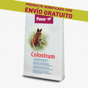 Pavo Colostrum 150 Gramos
